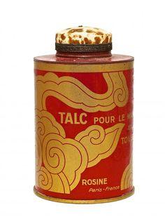 1920s Rosine Nuit de Chine talc : Lot 154