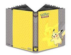 9-Pocket Pokemon Full-View Pro Binder: Pikachu Album Ultra Pro http://www.amazon.com/dp/B00O5ZNXXM/ref=cm_sw_r_pi_dp_62lGvb0BCB57S