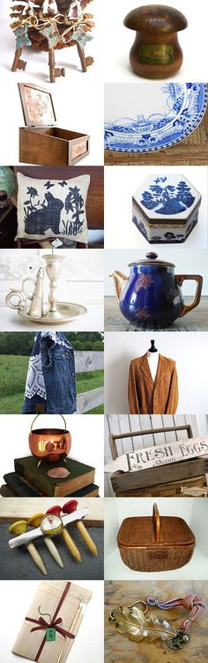 Wednesday at Rusty Dusty by Pat on Etsy--Pinned+with+TreasuryPin.com