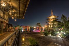 Little Japan in Central Florida by Ingo Meckmann, via 500px