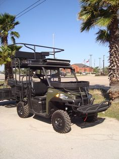 """Visit our internet site for more information on """"hunting atv"""". It is an excellent spot to read more. Hunting Truck, Big Game Hunting, Quail Hunting, Deer Hunting, Texas Hunting, Used Atv, Quad, Utv Accessories, Us Forest Service"""