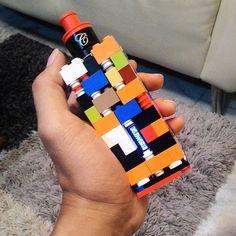 Lego mod  Tag a friend   Photo by @rfkyw by vapeporn