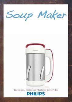 Recetario Philips Soup Maker by akiodar - issuu