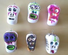 Day of the dead felt craft for kids crafts activities for Day of the dead arts and crafts