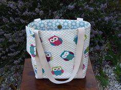 Handmade Women's Lined Betty Shoulder Bag by HectorsHouseCraft, £20.00