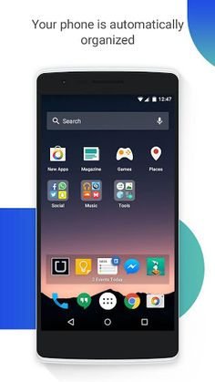 EverythingMe Launcher Premium v4.1.16442   EverythingMe Launcher Premium v4.1.16442Requirements:4.0 and upOverview:EverythingMe is a launcher for your Android phone that delivers what you need when you need it. The launcher anticipates the apps people and information you'd want - giving you the perfect phone every time.   The app is closing down   Webby Award Winner   Features that will boost your phone:   Smart Folders automatically organize your apps into folders you choose  Quick Contacts…