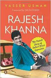 "RAJESH KHANNA: (The Untold Story Of India's First Superstar) Foreword By SALIM KHAN) Price Rs.399, Pages 323. *** ""For Someone Who Self Confessed That He Was Born Long After The Phenomenon Era of Superstar RAJESH KHANNA Had Long Faded & Not Once Did He Get A Chance To Interact With RAJESH KHANNA During His Lifetime, Was Lucky To Have Got A Glimpse Of KAKA Only Once & The Idea Of Penning A Book On The First Real Superstar Of Indian Cinema Started Percolating When He Had Passed Away..Had…"