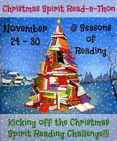 Christmas Spirit Read-a-Thon [November 24-30, 2014]
