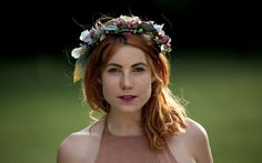Spring Summer 2015, Flower Making, Every Woman, Floral Wreath, Bloom, Lady, Beauty, Collection, Women