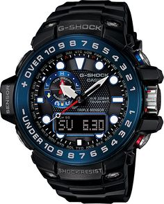GWN1000B-1B - Master_of_G - Mens Watches | Casio - G-Shock