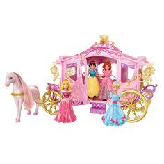 Amazon.com: Disney Princess Royal Carriage Playset: Toys & Games