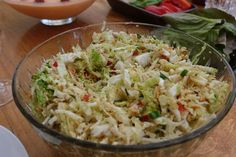 Mennonite Girls Can Cook  Oriental Cabbage Salad