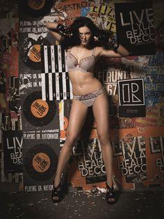 Freya Beau Underwire Plunge #Bra #lingerie