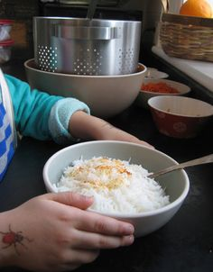 How to Make the Perfect Persian Rice - Step by Step Tutorial