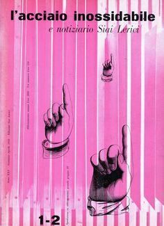 Ilio Negri - L'acciaio Inossidabile