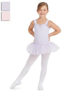2fa79232df853 Capezio 10127C Tutu Dress perfect for baby ballet, dance class or dressing  up Baby Ballet