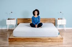 A good night's sleep shouldn't be elusive. Studies show that we spend  nearly a third of our lives sleeping, and yet the average mattress contains  a cocktail of toxic chemicals and flame retardants that can lead to long  term diseases, skin irritations and respiratory problems. Comfort and  qua