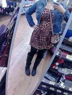 Leopardo outfit