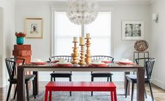 15 Dining Rooms with Benches