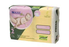 Moltex Eco Disposable Nappy in Australia $29.95