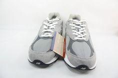 New Balance M990GL3 Men's Running / Walking Shoes Gray Sz 12 4E  Extra Wide!! #NewBalance #Athletic
