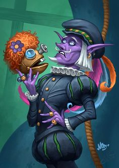 Pompous Thespian - Card - Hearthstone