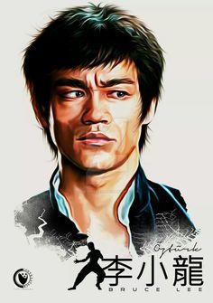Bruce Lee Children, Muay Thai, Bruce Lee Pictures, Bruce Lee Art, Art Of Fighting, Ju Jitsu, Enter The Dragon, Little Dragon, Martial Artists