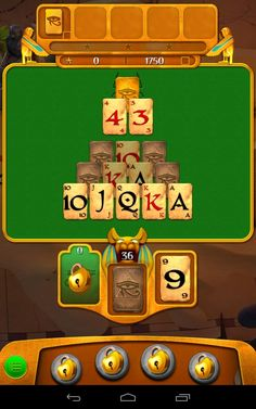 The most fun of card games Pyramid Solitaire Saga will share with you the most current tricks Hack Online, Online Work, Pyramid Solitaire Saga, Puzzle Solver, Solitaire Games, Hidden Treasures, Ancient Egypt, Card Games, Let It Be