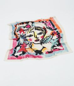 ZARA - WOMAN - SPECIAL EDITION SCARF