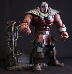 Ram Man (Masters of the Universe) Custom Action Figure