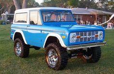 Old school Bronco