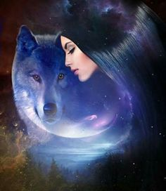 Native American Pictures, Native American Artwork, American Indian Art, Wolf Images, Wolf Pictures, Fantasy Pictures, Wolf Artwork, Fantasy Artwork, Wolf Wallpaper