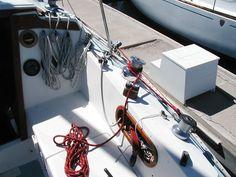 Jib Cleats | SailboatOwners.com Forums