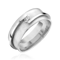 Alliance or blanc diamant  Sadia