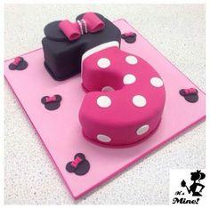 Die 265 Besten Bilder Von Minnie Cake In 2019 Birthday Cakes