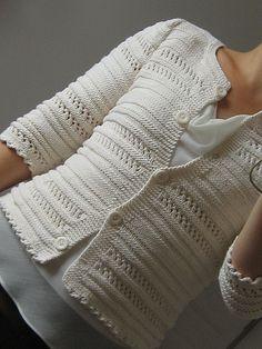 Ravelry: Joy pattern by Kim Hargreaves - Crochet Clothing 2019 - 2020 Gilet Crochet, Crochet Cardigan Pattern, Knitting Patterns, Knit Crochet, Crochet Patterns, Ravelry, Crochet Woman, Knit Jacket, Lace Knitting
