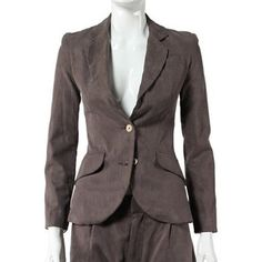 Equestrian Blazer Brown, $179, now featured on Fab.