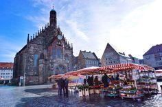 Nürnberg haftasonu kaçamağı | BackPack and Wine
