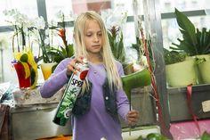 Paulínka v akcii v Green Art