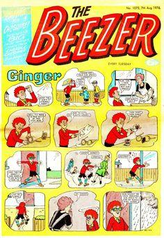 The Beezer #1073 (Issue)