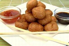 Kurczak W Cieście Almond, Ethnic Recipes, Food, Essen, Almond Joy, Meals, Yemek, Almonds, Eten