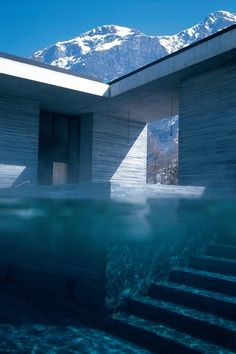 Swiss Bliss at Therme Vals