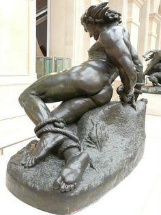Roland furieux. Musée du Louvre - Paris