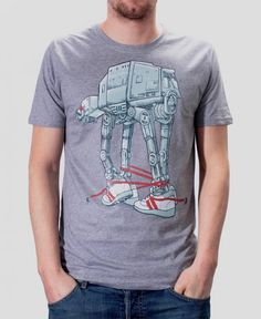 Star Wars t-shirts designs - fancy-tshirts.com (An Imperial from flickr.com)