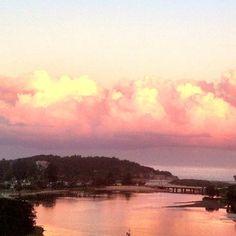 #northnarrabeen #afternoon #clouds #sydney