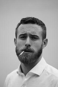 BEARDREVERED on TUMBLR | beardmodel: DAVID // GREG & MORITZ by PATRICK...