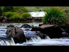 20min Nature Sounds Meditation- Relaxing Waterfall W/O Birdsong-Sound of Water-Nature Relaxation - YouTube