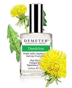 Dandelion Demeter Fragrance for women and men