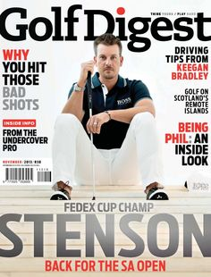 Golf Digest South Africa  Magazine - Buy, Subscribe, Download and Read Golf Digest South Africa on your iPad, iPhone, iPod Touch, Android and on the web only through Magzter