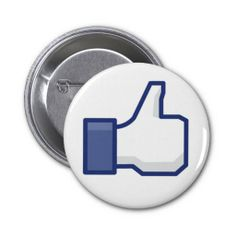 facebook LIKE thumb up Buttons